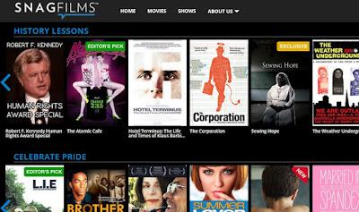 Web SnagFilms
