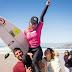 Nikki Van Dijk gana el Cascais Womens Pro