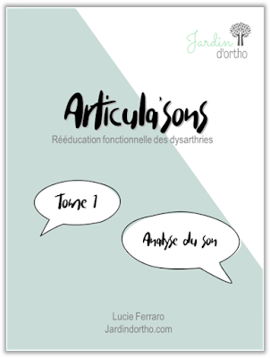 Articula'sons - Tome 1 - Jardin d'ortho
