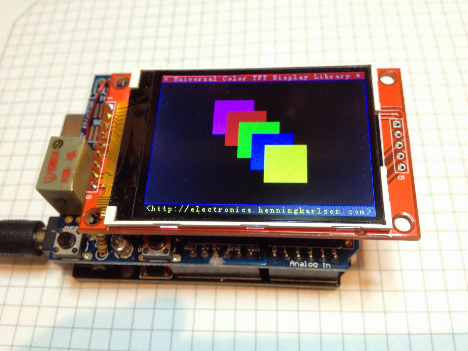 THD Arduino Projekte: 2,2