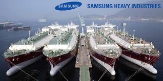 Ordine da 186 milioni di dollari per la Samsung Heavy
