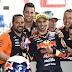Primera pole position de Moto2 para Oliveira y Red Bull KTM Ajo