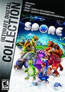 SPORE Collection Torrent (PC)