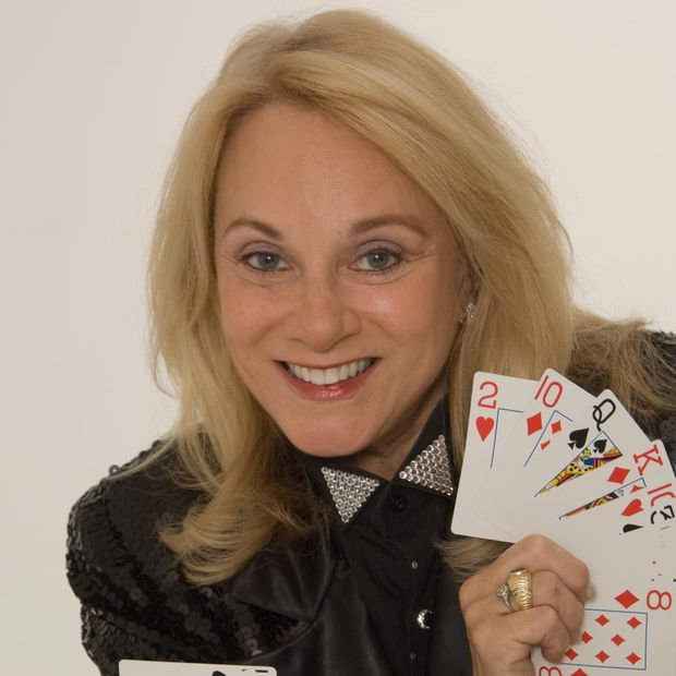 Magician Madeleine New York City, NY - Close-up Magic, Card Magic Tricks, Stage Magic, General Magic