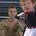 Exclusive Video :Ed Sheeran & Justin Bieber - I Don't Care [Official Video  2019]