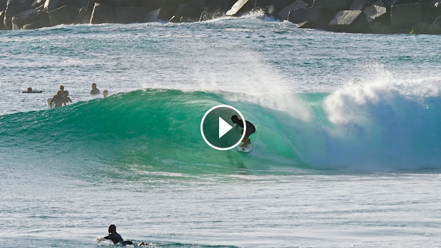 Surfing Pumping Dbah 3-4th November 2020 Part TWO Waves For Days