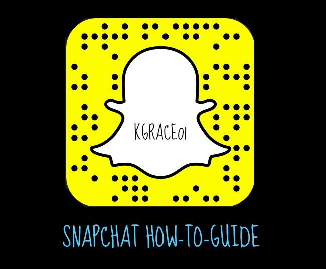 Snapchat: A Tutorial from Everyday Grace [Monthly Coffee at High-Heeled Love]
