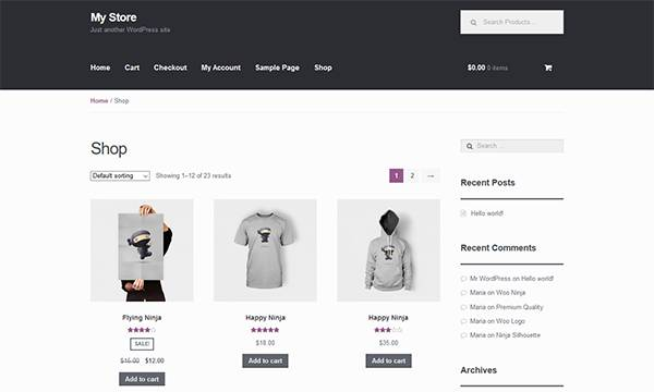 Easy Way to Create an eCommerce Site With WordPress (Part 2)