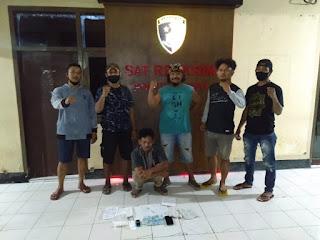Bandar Judi Togel Online di Lepadi Dompu Ditangkap Tim Resmob Polres Dompu
