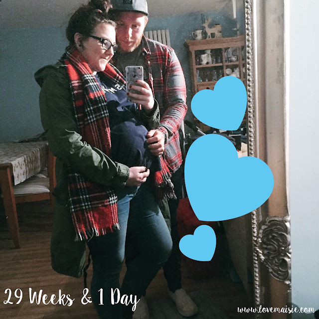 BUMP UPDATE | WEEKS 29, 30, 31 + 32 | 29 Weeks + 1 Day | Love, Maisie