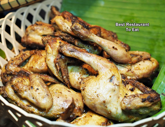fried Quail Juadah Kampung Buffet Dinner Kontiki Restaurant The Federal Hotels Kuala Lumpur