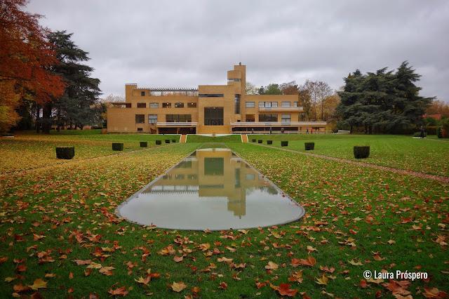 Villa Cavrois: um projeto belissimo do arquiteto Robert Mallet-Stevens.