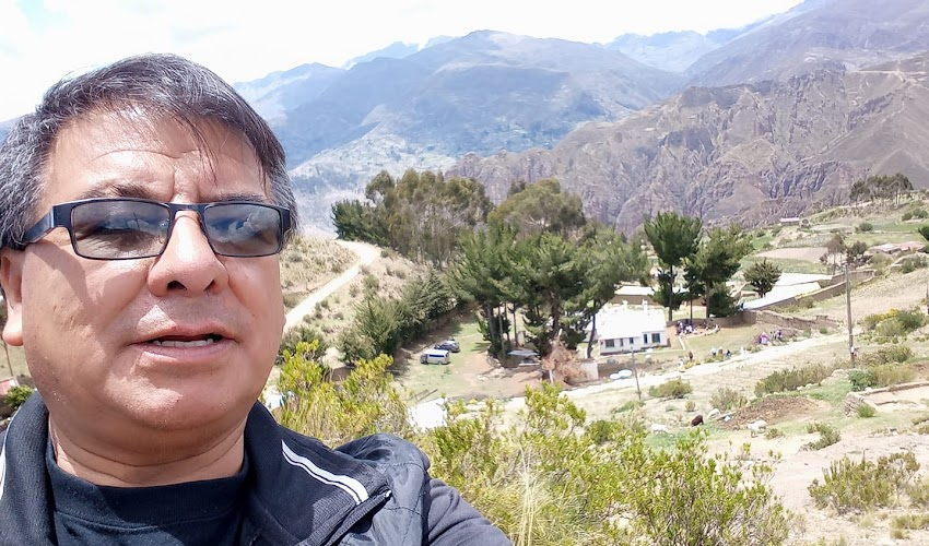 """Ramiro Llanos: """"Tenemos que hacer realidad el Complejo Penitenciario Productivo de La Paz"""""""