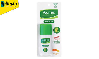 sunscreen acnes