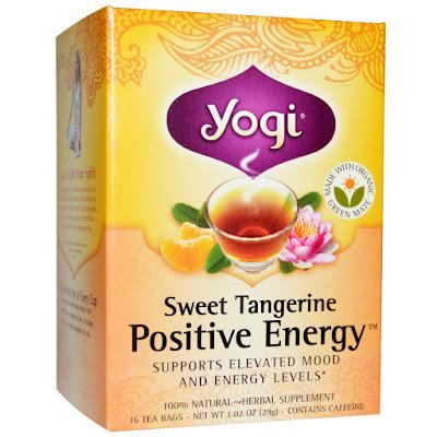 شاي الطاقة يوغي من اي هيرب