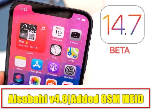Alsabahi V4.8 iCloud bypass Worldwidoe