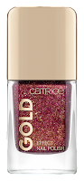 catrice visual wow & effects gold effect nail polish.