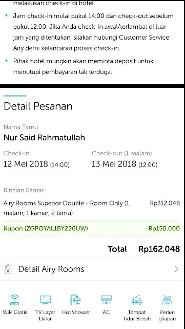 booking hotel murah, voucher local guide