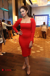 Actress Huma Qureshi Pictures at Siima 2016 Press Meet  0021