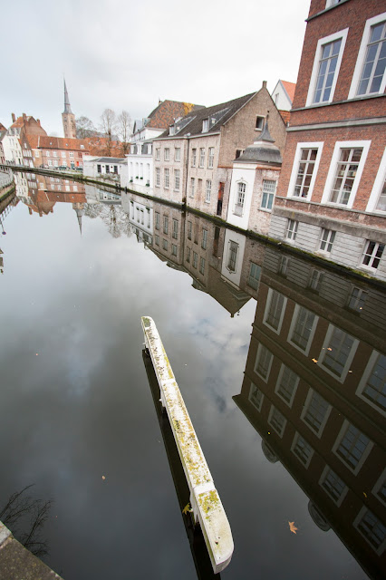 Quartiere di St. Anna-Bruges