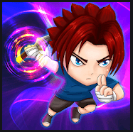 Tải game Ninja Kid Việt hóa Free full 9999999999$ Xu Vàng giống hệt Ninja School