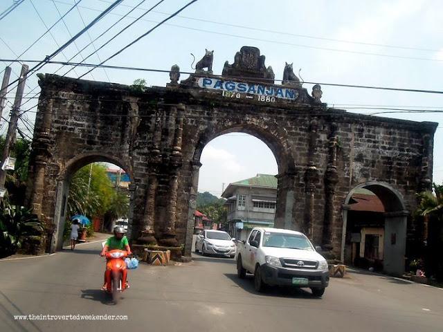 Pagsanjan Arch in Laguna
