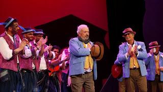 El Carnaval trabaja para que concedan a Antonio Martín la Medalla de Andalucía en 2019