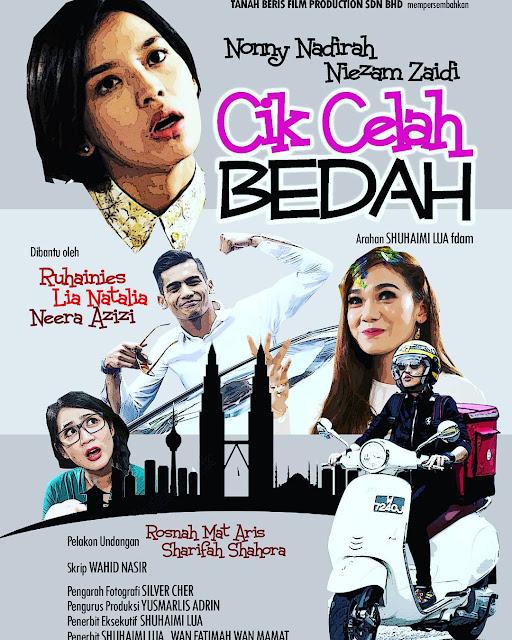 Telemovie Cik Celah Bedah (Bedah Motor) - TV9