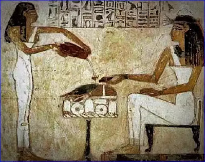 Ancient Egyptian Drinks