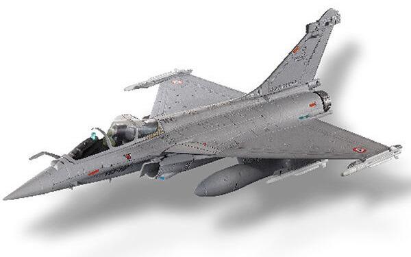 aviones de combate Rafale C