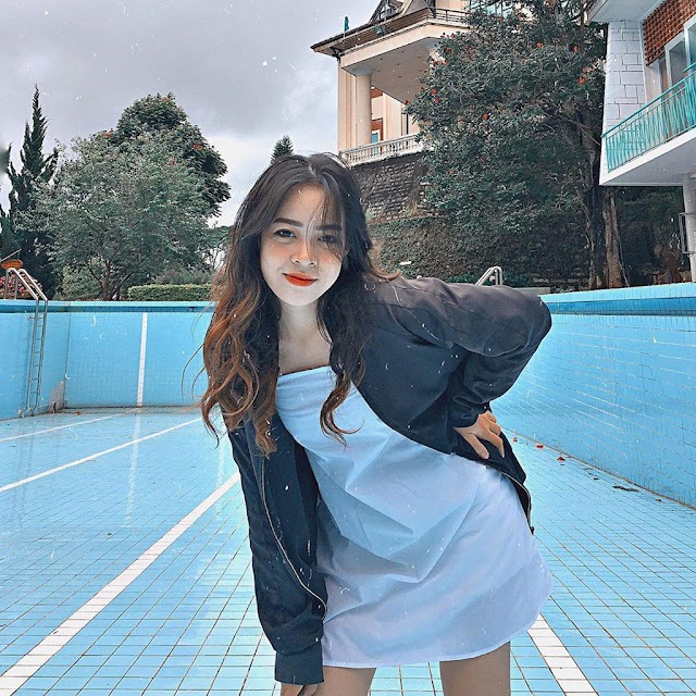 Swimming pool without water- new check-in corner attracts young people to Dalat