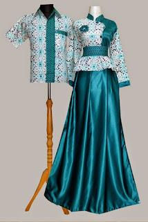 Gamis Batik Model Bolero