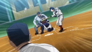 Diamond no Ace: Act II Episodio 23