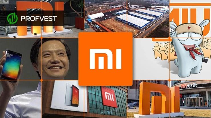 Компания Xiaomi