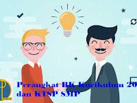 Perangkat BK Kurikulum 2013 dan KTSP SMP