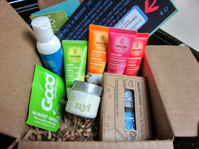 VeganCuts September 2013 BeautyBox
