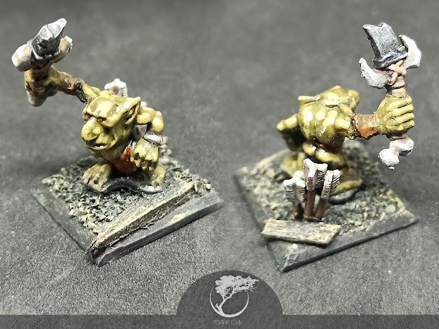 Snotling - Pirates Goblin Crew