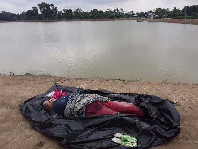 Mymensingh unidentified youth body was recovered
