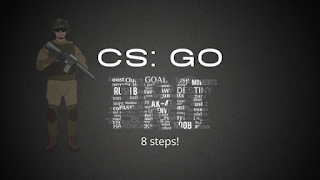 Eight-Steps To Become a Pro CS: GO Player!