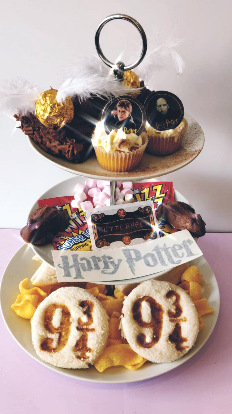 20+ Places you can book Children's Afternoon Tea in North East England - harry potter theme olivias washington
