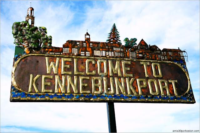 Bienvenidos a Kennebunkport, Maine