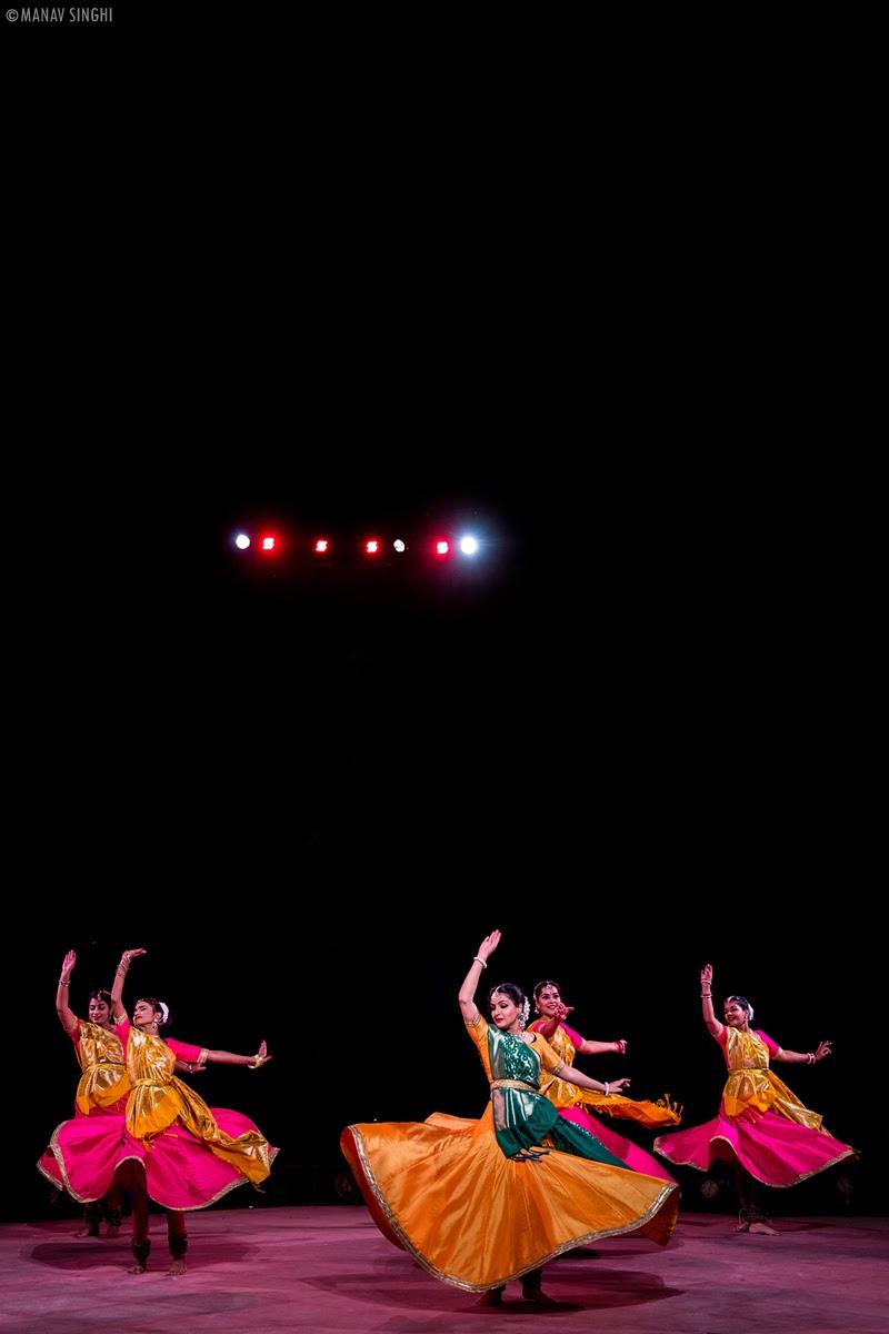 Kathak by Meha Jha Kasliwal & Group from Rajasthan