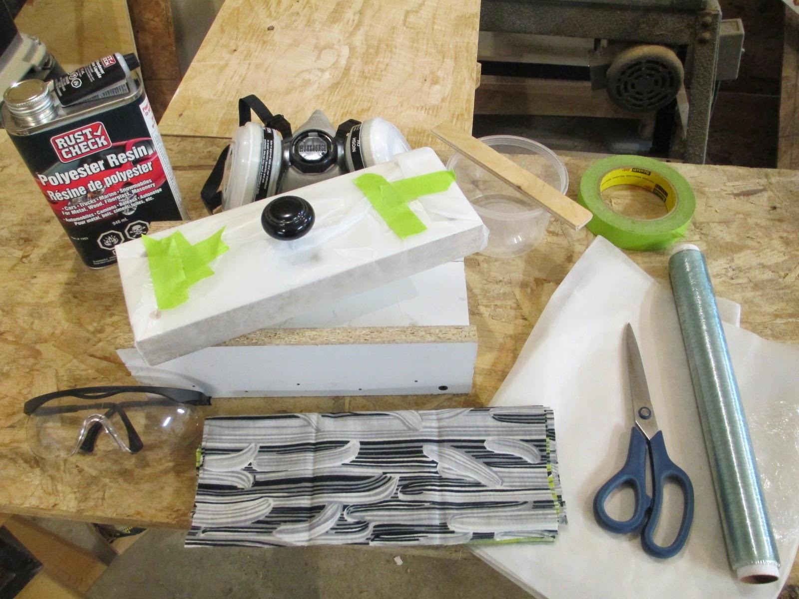 DIY Knifemaker's Info Center: DIY Micarta