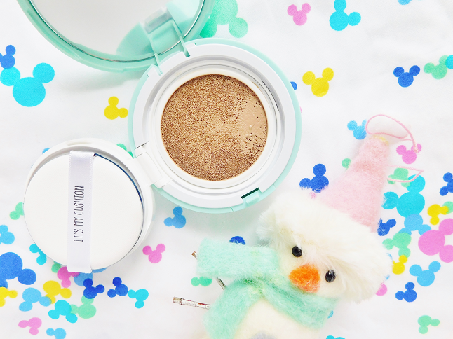 DIY Cushion Pact