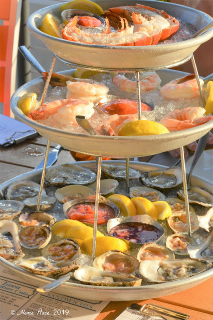 Boca Oyster Bar - Shrimp Tower