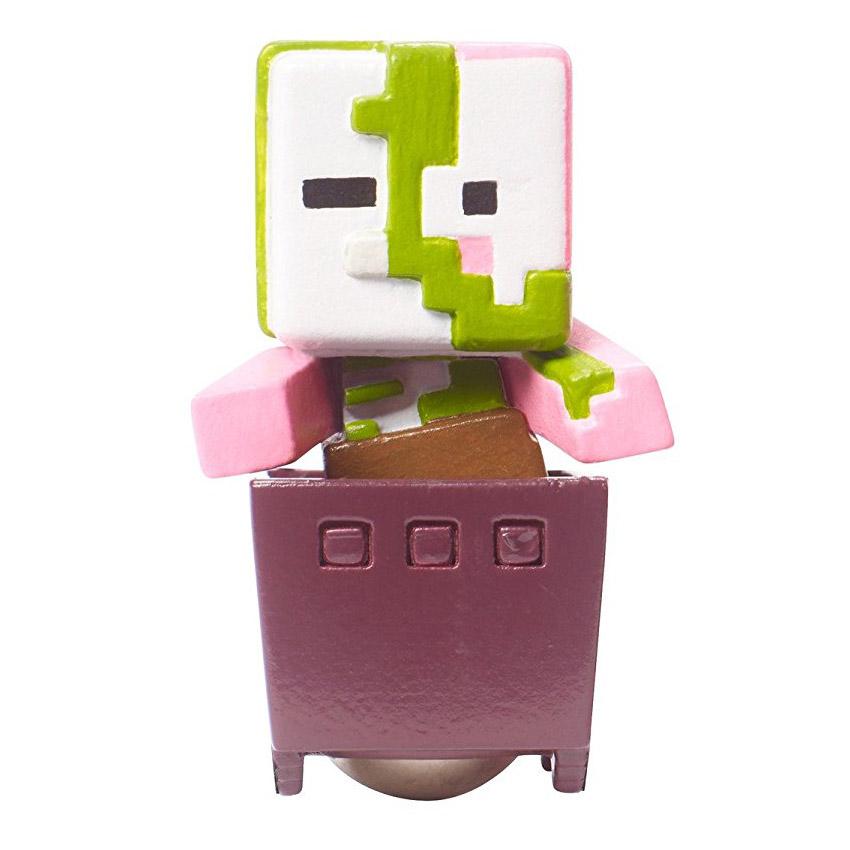 Minecraft Series 7 Zombie Pigman Mini Figure