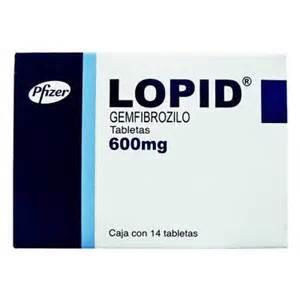 سعر ودواعى إستعمال دواء لوبيد Lopid لخفض نسبة الكوليسترول فى الدم
