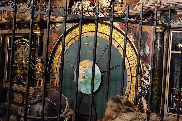 Astronomical Clock at Strasbourg Cathedral