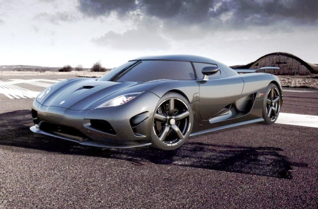 Pion For Luxury : Top 10 Fastest Cars in 2013