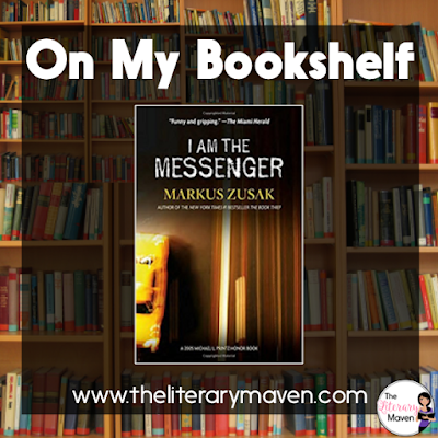 In I Am The Messenger by Markus Zusak, Ed begins receiving mysterious messages from an unknown sender directing him to help, and when necessary, hurt people in his town as a means to make things right. After helping strangers, Ed must take actions that will impact the lives of those closest to him and eventually his own. Read on for more of my review and ideas for classroom application.